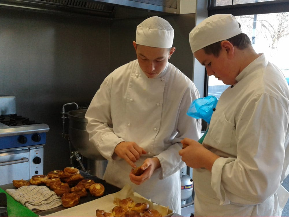Hospitality Trades course Nelson Marlborough